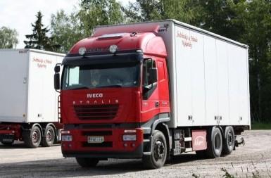 transport av gods