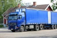 Nykarleby lastbils central inrikestransporter